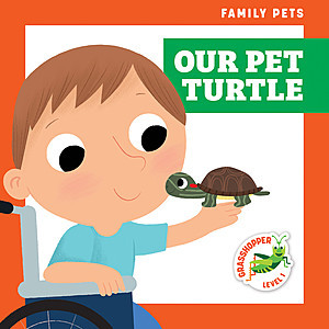 Cover: Our Pet Turtle