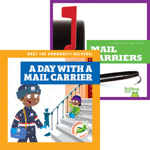 Cover: Mail Carriers + A Day with a Mail Carrier