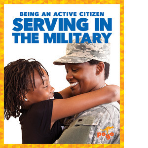 Cover: Serving in the Military
