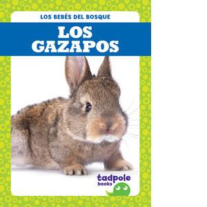 Cover: Los gazapos (Rabbit Kits)