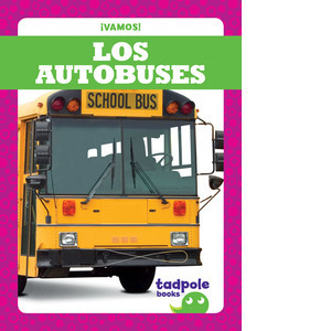 Cover: Los autobuses (Buses)