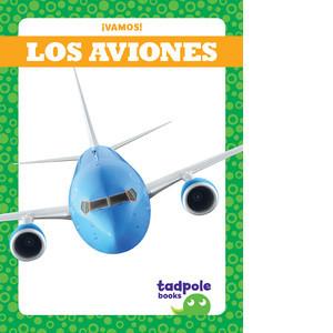 Cover: Los aviones (Planes)