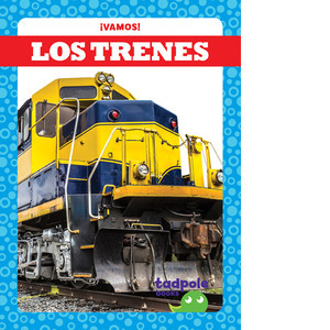 Cover: Los trenes (Trains)