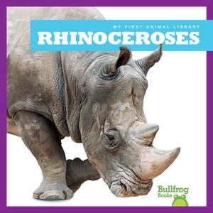 Cover: Rhinoceroses