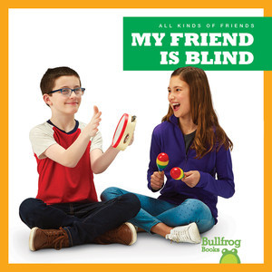 Cover: My Friend Is Blind