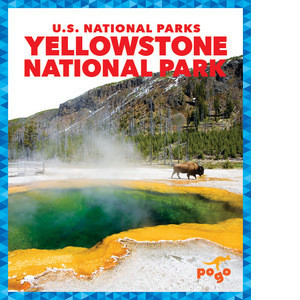 Cover: Yellowstone National Park