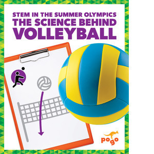Cover: The Science Behind Volleyball