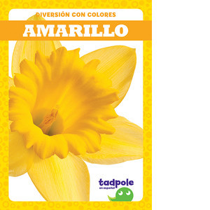 Cover: Amarillo (Yellow)