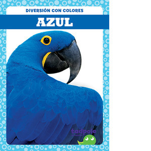 Cover: Azul (Blue)