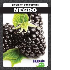 Cover: Negro (Black)