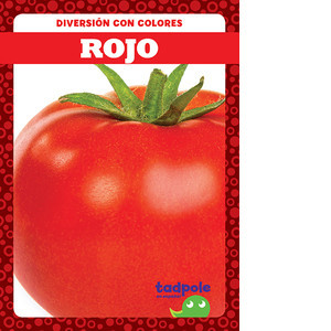 Cover: Rojo (Red)