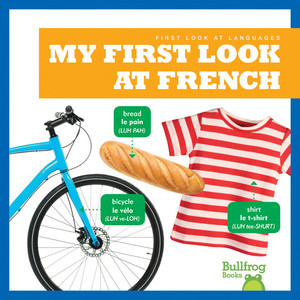 Cover: My First Look at French