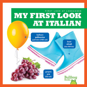 Cover: My First Look at Italian