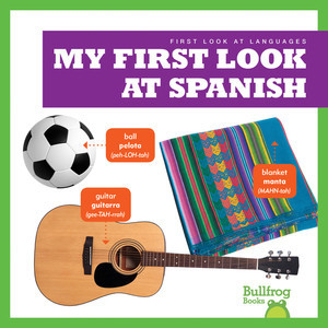 Cover: My First Look at Spanish