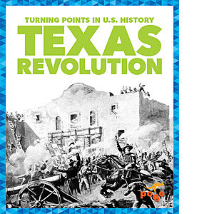 Cover: Texas Revolution