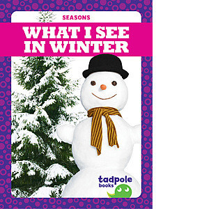 Cover: What I See in Winter