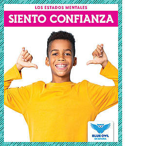 Cover: Siento confianza (I Feel Confident)