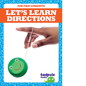 Cover: Let's Learn Directions