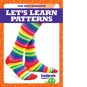 Cover: Let's Learn Patterns