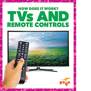 Cover: TVs and Remote Controls