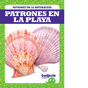 Cover: Patrones en la playa (Patterns at the Beach)