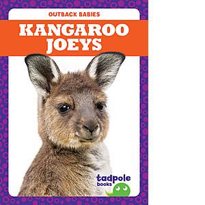 Cover: Kangaroo Joeys