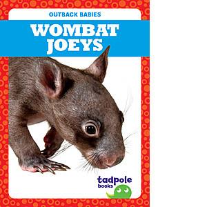Cover: Wombat Joeys
