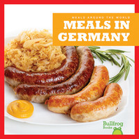 Cover: Meals in Germany