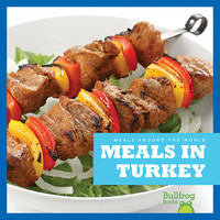 Cover: Meals in Turkey