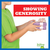 Cover: Showing Generosity