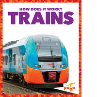 Cover: Trains