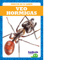 Cover: Veo hormigas (I See Ants)