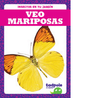 Cover: Veo mariposas (I See Butterflies)