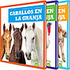 Cover: Animales de la granja (Farm Animals)