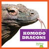 Cover: Komodo Dragons