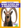 Cover: Who Lives on a Mountain?