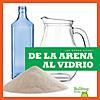Cover: De la arena al vidrio (From Sand to Glass)