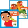 Cover: Birds + Our Pet Bird