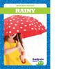 Cover: Rainy