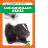 Cover: Los zorrillos bebés (Skunk Kits)