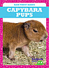 Cover: Capybara Pups