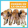 Cover: Cerdos en la granja (Pigs on the Farm)