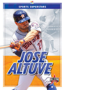 Cover: Jose Altuve