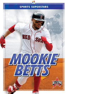Cover: Mookie Betts