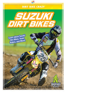 Cover: Suzuki Dirt Bikes