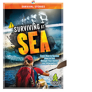 Cover: Surviving at Sea