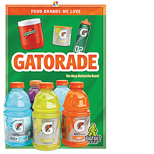 Cover: Gatorade