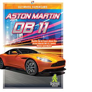 Cover: Aston Martin DB 11
