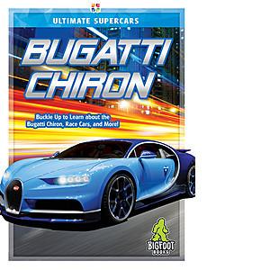 Cover: Bugatti Chiron