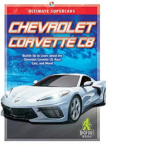 Cover: Chevrolet Corvette C8
